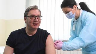 Александър Вучич избра китайска ваксина