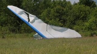 Мъж загина при полет с делтапланер