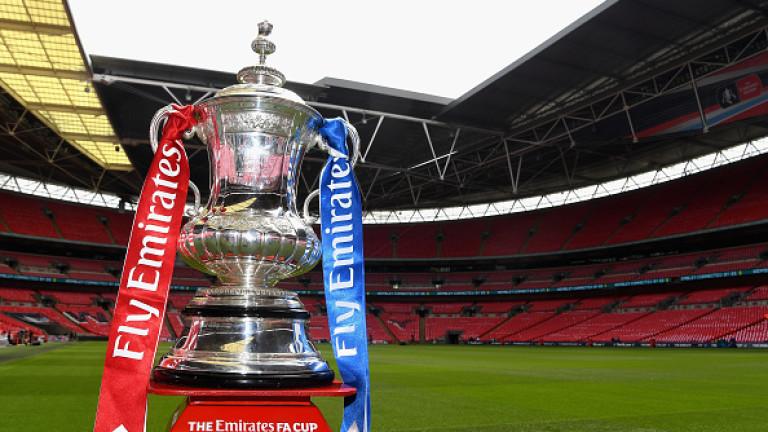 Грандовете на английския футбол изтеглиха поносим жребий за четвъртия кръг