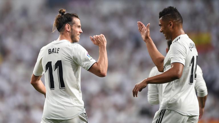 Реал (Мадрид) с категорична победа срещу Леганес - 4:1