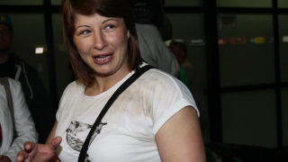 Започва строителството на новата зала по борба на Станка Златева