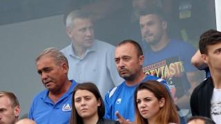 """Божинов: На Левски не се отказва, имам всичко необходимо, за да играя отново на """"Герена"""""""
