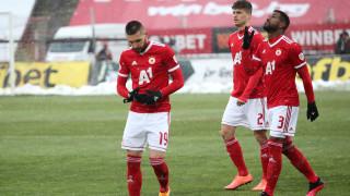 Натоварена програма за различните формации на ЦСКА