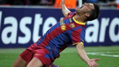 Давид Вия каза защо не игра за Реал
