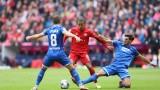 Байерн допусна неочаквана загуба в Бундеслигата