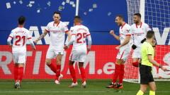 Севиля измести Барселона от Топ 3 на Ла Лига