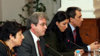 МВФ ни посъветва да запазим Валутния борд