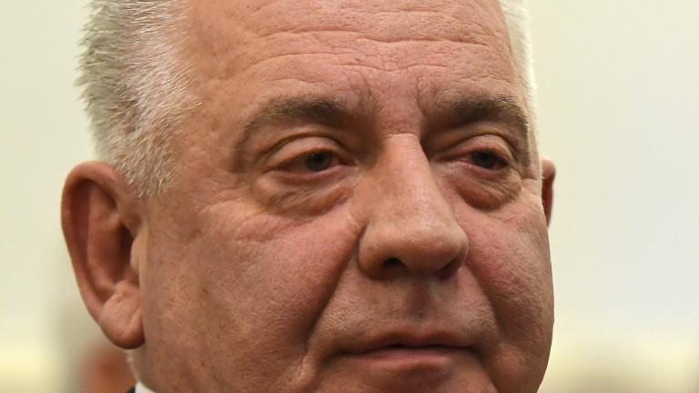 Санадер отива в затвора за корупция