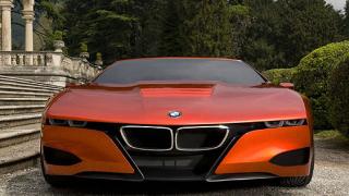 BMW представи зашеметяваща концепция за М1 (галерия)