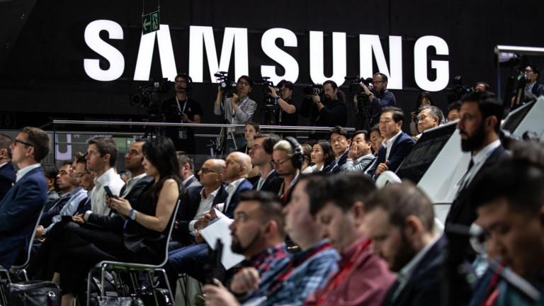 Снимка: От ръководния пост в затвора: Южна Корея осъди трима началници на Samsung