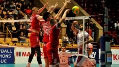 Волейболният Нефтохимик приключи с Шампионската лига