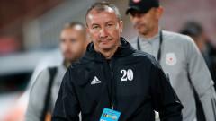 Стамен Белчев: Днес загубихме две точки, но има какво да надграждаме