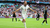 Англия - Германия 2:0 (Развой на срещата по минути)