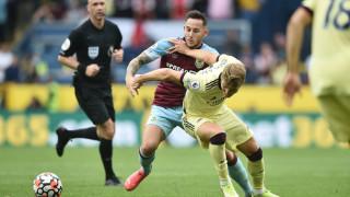 Арсенал записа втора поредна победа след минимален успех над Бърнли