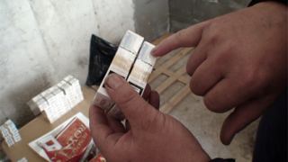 Цигари и алкохол без бандерол иззеха в Червен бряг