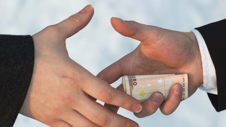 Корупцията в България е най-големият проблем пред фирмите