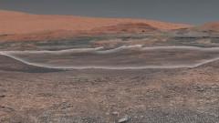 """Curiosity започва нова мисия за """"лов"""" на вода на Марс"""