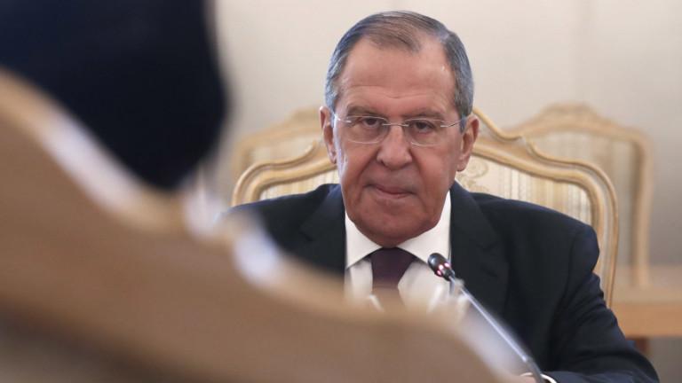 Лавров: Чуждата политика в Близкия изток доведе до срив на баланса