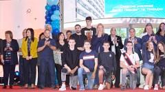 """Зам.-министър Андонов присъства на честването на 70-годишнината на СУ """"Васил Левски"""""""