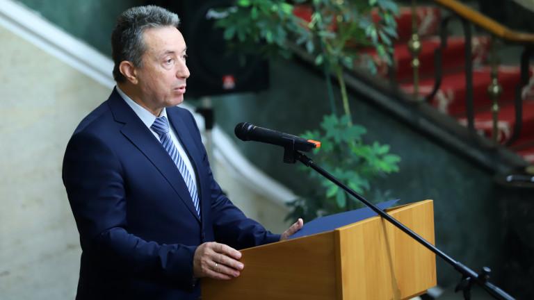 Стоилов: Символично е прехвърлянето на Бюрото за защита