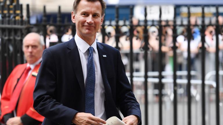 Джеръми Хънт е новият британски външен министър