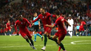 Роналдо покори и Лигата на нациите, негов хеттрик прати Португалия на финал в турнира!