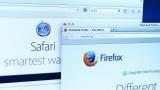Кои браузъри събират информация за потребителите си