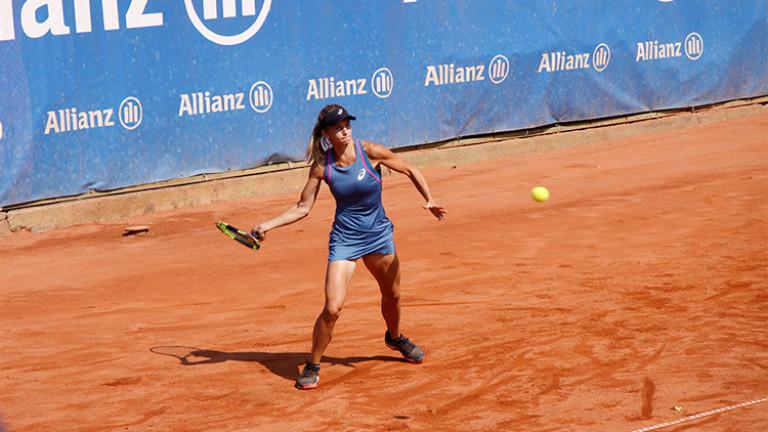 Австрийката Барбара Хаас спечели 28-ия тенис турнир за жени