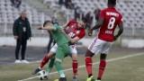 ЦСКА - Ботев (Враца) 2:1, врачани върнаха един гол!