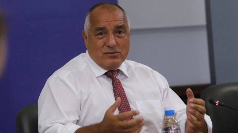 България реагира най-адекватно на COVID пандемията, горд Борисов