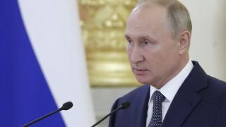 Путин номиниран за Нобеловата награда за мир