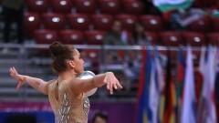 Катрин Тасева временно под №4, рускиня поведе в многобоя