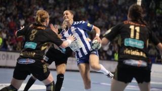 Будучност разгроми Ларвик в четвъртфинал от дамската Шампионска лига