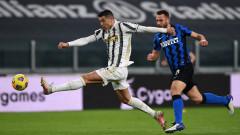 Ювентус е на финал за Купата на Италия след голяма борба с Интер