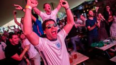 Заради финала на Евро 2020: Заведенията в Англия с удължено работно време
