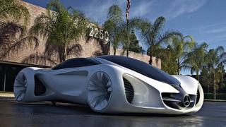 Mercedes с уникален концепт