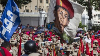 Мадуро прави военни учения