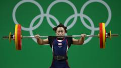 Тайландски триумф във вдигането на тежести