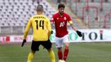 Рубен Пинто чака предложение за нов договор от ЦСКА