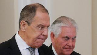 """Искаме да разберем """"истинските намерения"""" на САЩ, обърна се Лавров към Тилърсън"""