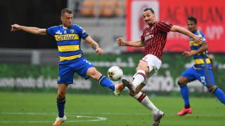 Милан направи резонен обрат срещу Парма