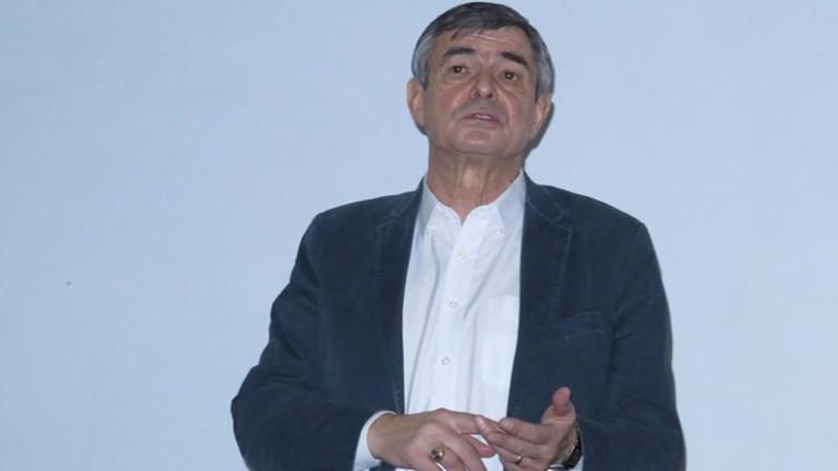 Софиянски пред ТОПСПОРТ: Не е вярно, че ще подкрепя Любо Пенев за президент на БФС