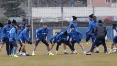 Ден почивка за футболистите на Левски