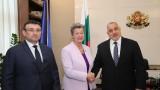 За индивидуален граничен контрол спомена Борисов пред еврокомисар Йохансон