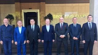 Спортният министър Красен Кралев и колегата му от Беларус обсъдиха борбата с допинга