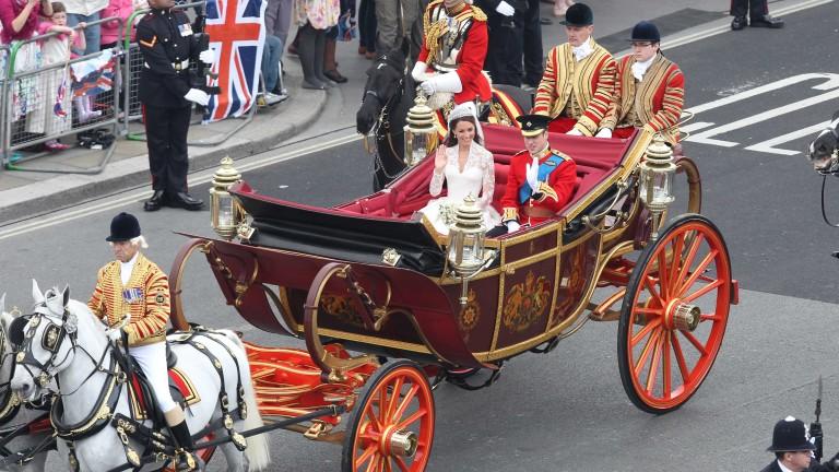 Една кралска сватба се подготвя с месеци и се следи