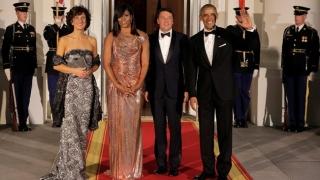 Мишел Обама показа стил (СНИМКИ)