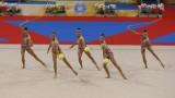 """Над 300 гимнастички участваха във второто издание на турнира """"Панагюрско съкровище"""""""
