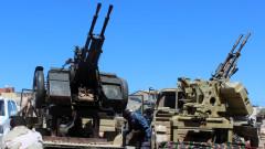 ВВС на Хафтар атакуваха турските системи за противовъздушна отбрана в базата Ел-Ватия до Триполи