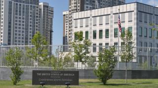 Служителка на посолството на САЩ в Киев пребита до смърт